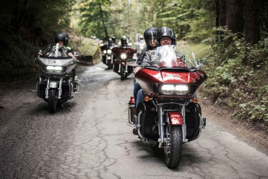 European Bike Week 2018 Ride Out