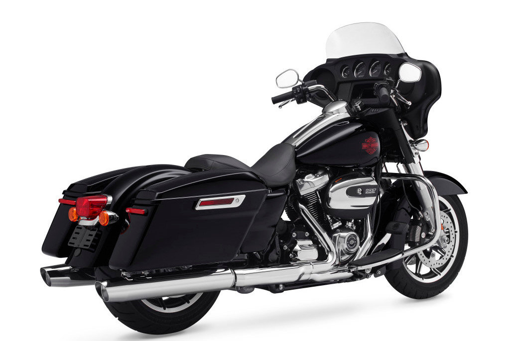 MY19 FLHT Electra Glide Standard. Touring.