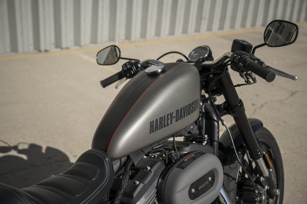 Harley-Davidson Forty-Eight Modelljahr2018