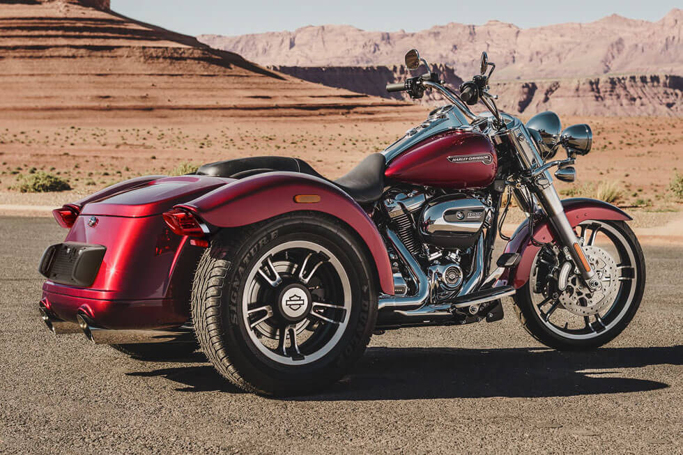 Harley-Davidson Freewheeler MY 2017