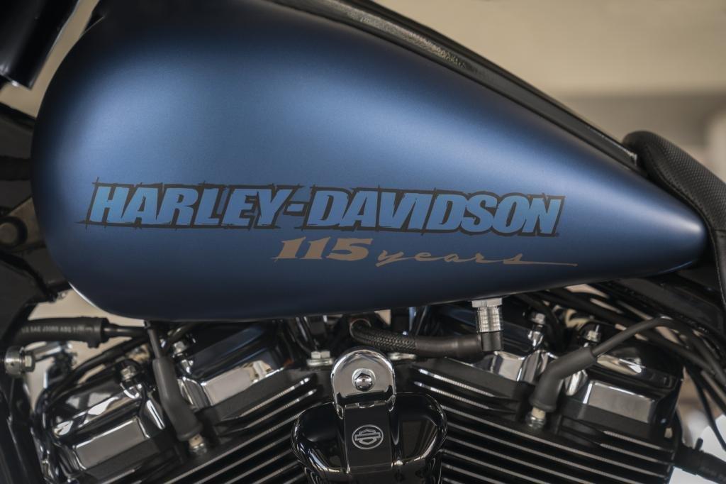 Harley-Davidson Street Glide Special 115th Anniversary