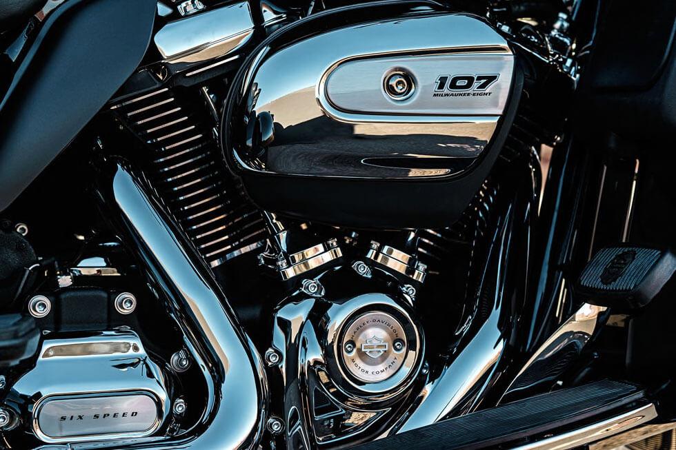 Harley-Davidson Tri Glide Ultra MY 2017