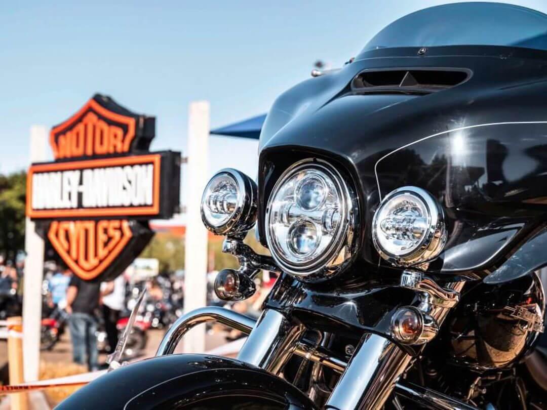 Harley mieten in Fulda und Erfurt